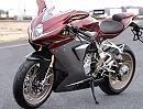 MV Agusta F3 Tre Pistoni - bildschönes Motorrad mit super Sound