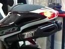 MV Agusta F4 mit Zard Auspuffanlage