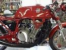 MV Agusta Magni Race Replica 1970 mit aktuellem MV 750ccm Motor.