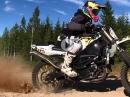 """MX Umbau: Suzuki GSX-R1000 """"Dreckschleuder"""" mit Qualm"""