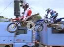 MXGP Frankreich Motocross WM 2016 Highlights MXGP, MX2