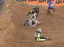 MXGP Latvia (Kegums) Motocross WM 2016 Highlights MXGP, MX2