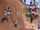 MXGP of USA (Jacksonville) - Motocross WM 2017 Highlights MXGP, MX2