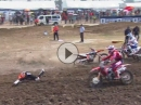 MXGP Thailand Motocross WM 2016 Highlights MXGP, MX2 - Feb­v­re, Herlings TOP