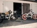 MZ TS Custombike - geile Story vom Hinterhof -