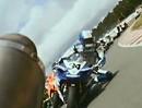 Nach hinten gefilmt: IDM 2010 Sachsenring 4 Lauf onboard Marc Wildisen Kraftwerk Racing Team