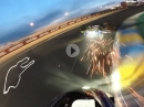 Nachtflug, Crash: Onboard Le Mans, Niccolo Canepa, Yamaha R1