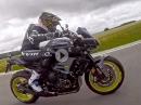 Nacktes Kampfeisen: Yamaha MT10 TuneUp - Test und Tuning von Triplespeed.de