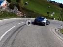Namlostal - Mercedes AMG GT S vs. Aprilia Tuono V4 1100 Factory