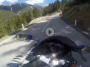 Namlostal von Stanzach nach Bichlbach mit Honda CBR1100XX
