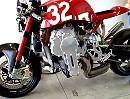 Nembo Motociclette Super 32 Rovescio 3 Zylinder Upside-Down