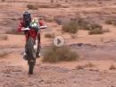 Neom > AlUla, Dakar 2021, Etappe 10, Highlights Motorräder - Honda Dreifachsieg