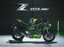 Neu 2021 - Kawasaki Z H2 SE - Vorstellung