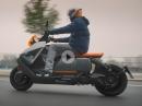 Neu: BMW CE 04 - futuristischer Elektroroller vorgestellt