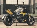 Neu!: Ducati Diavel 1260 S Black and Steel - Sondermodell