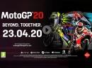 NEU MotoGP™20 Videogame von Milestone ab 23.04.20 verfügbar - Trailer