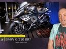 Neue BMW G 310 RR? / Neue CBR600RR-R / Husqvarna Prototyp uvm Motorrad Nachrichten