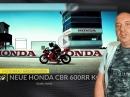 Neue Honda CBR600RR kommt, S. Cortese schwerer Sturz uvm. MotorradNachrichten