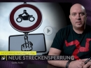 Neue Streckensperrung im Sauerland, Triumph Street Triple R vorgestellt uvm Motorrad Nachrichten