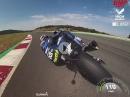 1:26.9 - Niccolo Canepa onboard Rijeka, YART Yamaha R1