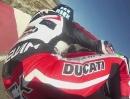 Niccolo Canepa (Superstock-WM) onboard Lap Almeria Ducati 1199 Panigale