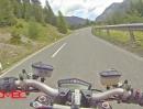 Frauenpower engagiert: Niederalpl (Österreich) Vivian Onboard Ducati Streetfighter