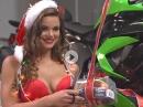 Nikolaus Dessie bringt die Glocken zum klingen - Frohe Weihnachten