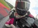 Nina Prinz Brünn | Rollei 5S | Suzuki GSX-R 1000 | Speed Intruktion