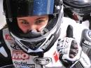 Nina Prinz onboard Magny Cours , Suzuki GSX-R 1000 - Bäämm
