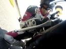 Nina Prinz | Rollei 5S | Suzuki GSX-R 600 | Sachsenring volle Kanne