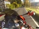 Schotten NoLimitsRacing Abschlussrunde mit Honda CBR 600 RR