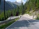 Die Norbertshöhe - mit BMW R1200 GS Alpen 2017
