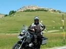 Norcia , Sybillinische Berge Castelluccio - Italien