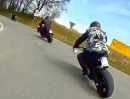 Motorrad Nordausfahrt 2013 mit Rollei Actioncam 4S
