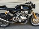 Norton Commando 961 Sport - ein Stück Motorradgeschichte