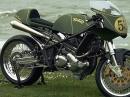 Norton Commando Ala Verda by Daniel Delfour | Racer TV