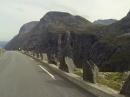 Norwegen Traumstraße Geiranger Fjord nach Trollstigen und Andalsnes