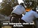 NSU Bison Werksteam - Racing Schottenring - Wir hängen ihm im Arsch :-)