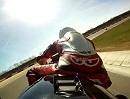 Nürburgring GP-Strecke onboard aus 3 Perspektiven Honda CBR600RR