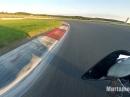 Nürburgring GP onboard - Kamera vorne am Helm - kann was