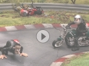 Nürburgring: Heiliger Boden, geweihte Erde - Motomania / Louis *bepisst*