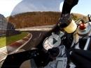 Nürburgring Nordschleife BMW S1000RR und Gyrocam