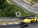 Fast & Crazy Biker - Nürburgring Nordschleife Compilation - Crash