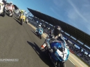 Nürburgring - SUPERBIKE*IDM 2015 Highlights Superbike Rennen 1 & 2