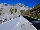 Nufenen Motorradtour zum höchsten Schweizer Alpenpass