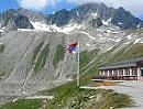 Nufenenpass / Passo della Novena, Tessin, Schweiz