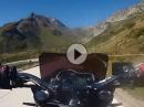 Nufenenpass (Schweiz) auf der Tessiner Seite - Swissghost