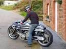 Nurb by Krugger Motorcycle powered BMW K1600