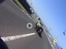NW200 2017 onboard Supersport Quali Lee Johnston - Bäämm