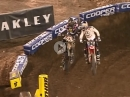 Oakland 450SX Highlights Monster Energy Supercross 2018 - Mega Battle: Roczen / Anderson um P1